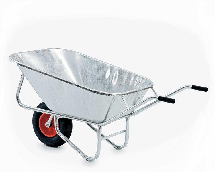 einradkarre gro muldenkarre 200 liter schubkarre g nstig. Black Bedroom Furniture Sets. Home Design Ideas