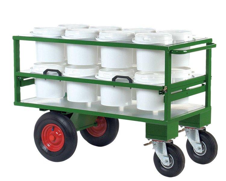 eimer 11 liter mit deckel f r gourmet carrier futterwagen. Black Bedroom Furniture Sets. Home Design Ideas